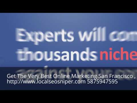 How To Market Your Business Online San Francisco , Calif.