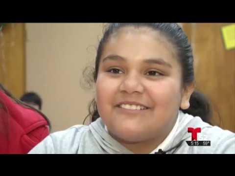 No One Eats Alone Day - Gulf Avenue Elementary School - Telemundo 52