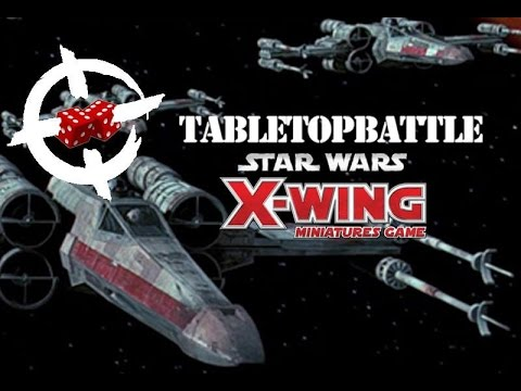 X-Wing battle report #3: Han/Lt Blount/Z-95s vs Palpatine/Darth/Soontir
