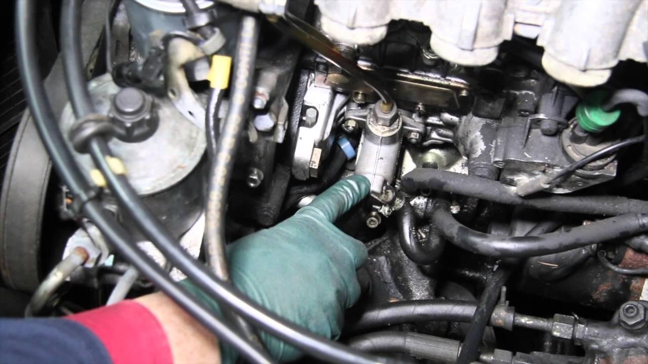 medium resolution of mercedes diesel om601 om602 om603 common fuel leak problems