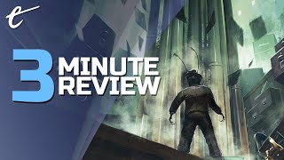 Metamorphosis | Review in 3 Minutes (Video Game Video Review)