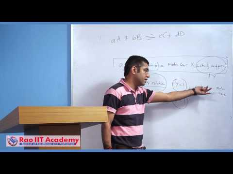 Chemical Equilibrium Part 1- IIT JEE Main and Advanced Chemistry Video Lecture