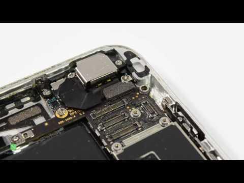 Не работает Touch ID IPhone 6 (замена кнопки Home)
