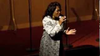 Gospel Artist Brenda Campbell sings Whitney Houston's I Love Lord