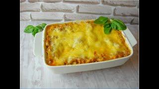 Блюдо, покорившее ВЕСЬ МИР ☆ Лазанья ☆ Соус Бешамель ☆ Итальянская Кухня