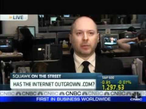 Has the internet outgrown .com?