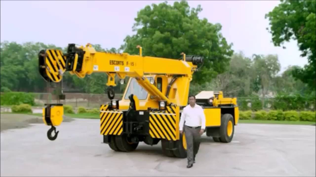 NextGen F15 4X4 14 Tonne Citi Crane