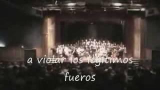 Orquesta de Camara y Orfeon UCLA: Himno a la UCLA