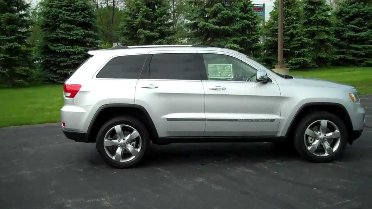 New 2011 Jeep Grand Cherokee Limited   Lochmandy Motors