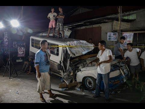 زلزال جديد يضرب جنوب الفلبين  - نشر قبل 1 ساعة