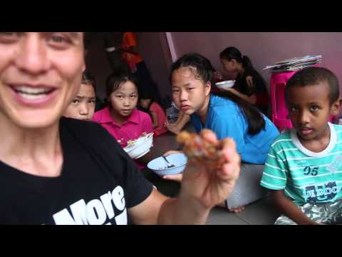 Volunteering in Bangkok (& Somali Food for World Refugee Day 2015)