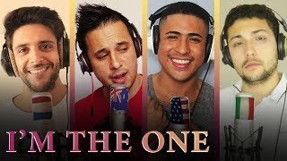I'm the One - DJ Khaled ft Justin Bieber, Quavo, Chance the Rapper, L'il Wayne (Continuum cover)