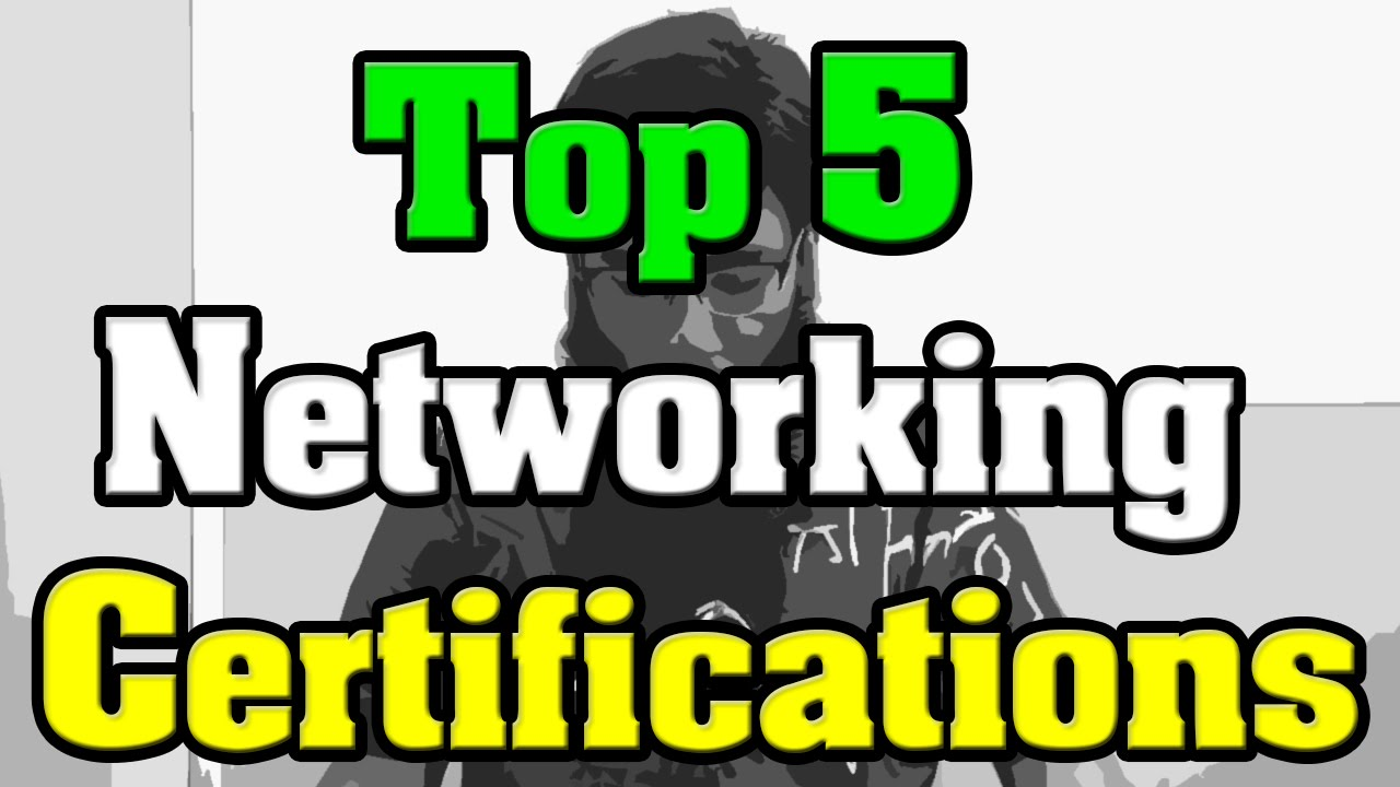 top computer networking networks certifications