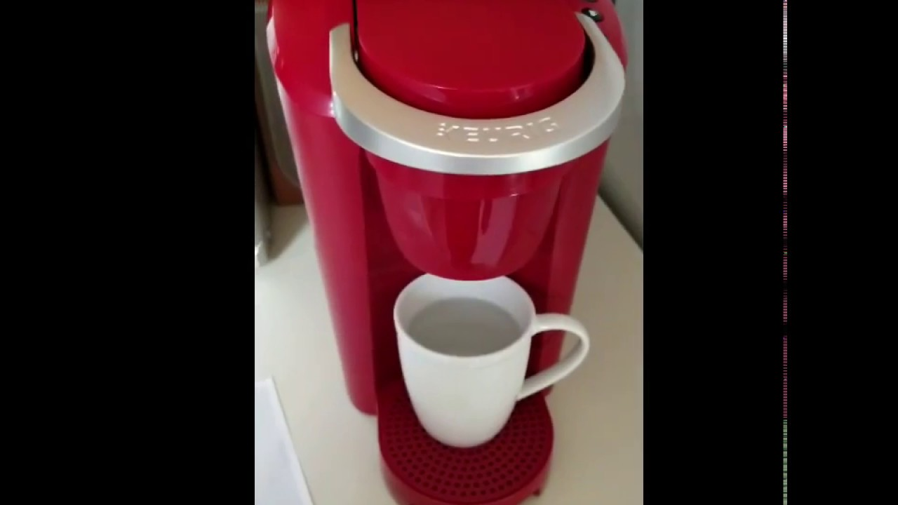 How To Set Up A Keurig K Compact Classic Series Coffee Maker