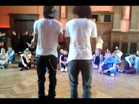 Les Twins Workshop Berlin march 31
