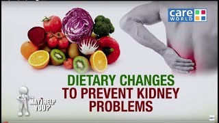 If you have chronic kidney disease(ckd), it's important to watch what eat and drink. that's because your kidneys can't remove waste products from bo...