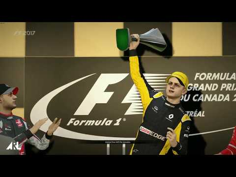 ARL Season 1 Champion | F1 2017