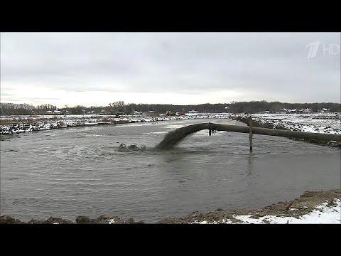 В Волгоградской области пытаются сохранить озера и небольшие реки Волго-Ахтубинской поймы.