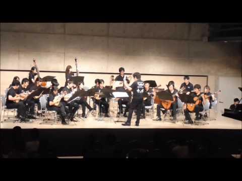 聖剣伝説Legend of MANA「Song of MANA」 - Mandolin Orchestra