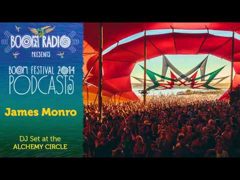 James Monro - Alchemy Circle 02 - Boom Festival 2014