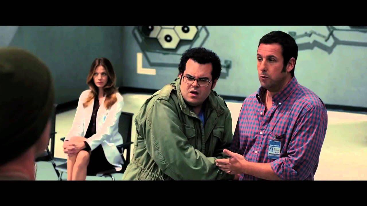 Trailer Pixels - Dublado  -  Filme 2015