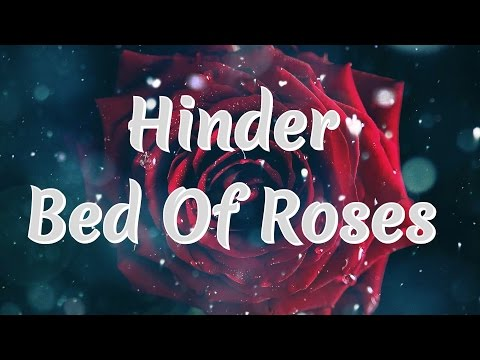 Hinder - Bed Of Roses ( Bon Jovi Cover)