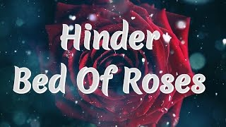Hinder - Bed Of Roses  Bon Jovi Cover