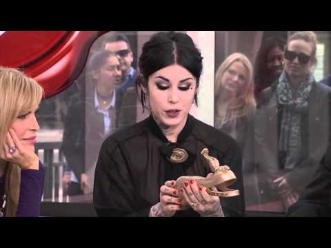 Celebrity Interview - Kat Von D