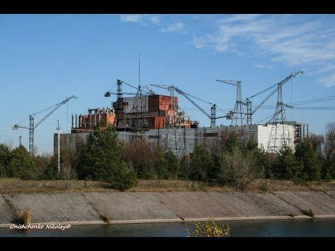 Чернобыль. ЧАЭС. 3-я очередь, 5-й недостроенный блок