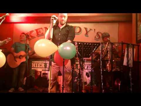 Kennedy's Munich 1 year birthday party, staff on s