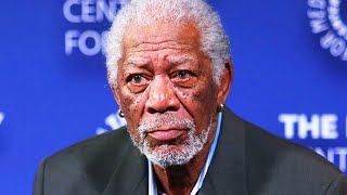 Morgan Freeman Almost Quit Acting for THIS...