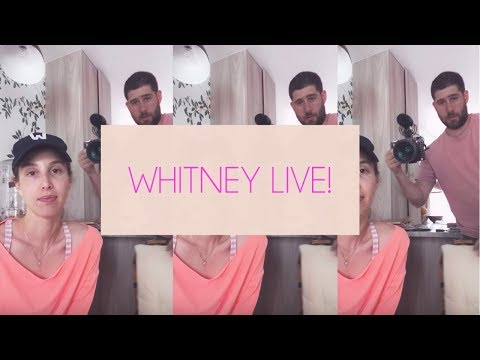 Life Q&A with Whitney Port Post-Pregnancy