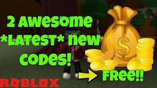 *NEWEST* 2 CODES *STILL WORKS* | Roblox Build a Boat for treasure