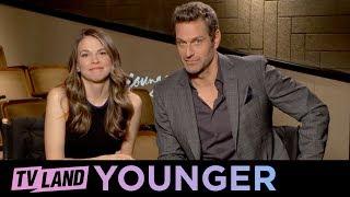 Fan Q&A w/ Sutton Foster & Peter Hermann | Younger | Season 5