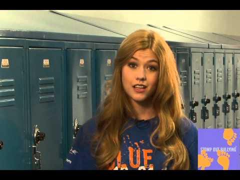 Kat McNamara  ... Be an Upstander - Kat McNamara
