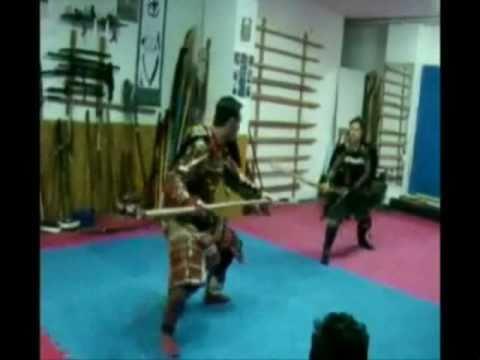 Sōjutsu (槍術) / Yari Jutsu [The Art of Spear] New Version 2011