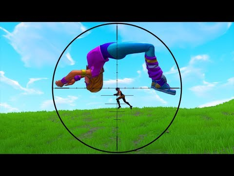 0.0001% Chance IMPOSSIBLE Snipes! Fortnite Funny Moments (Fortnite Battle Royale)