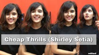SHIRLEY SETIA | CHEAP THRILLS | DANCE MOVES | choreography VIVEK