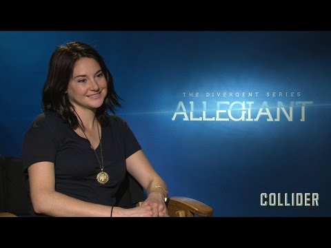 Shailene Woodley on 'Allegiant' and Her Go-To Karaoke Song