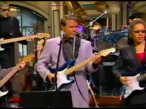 Glen Campbell Sits in With Paul Shaffer & the Band (1999)