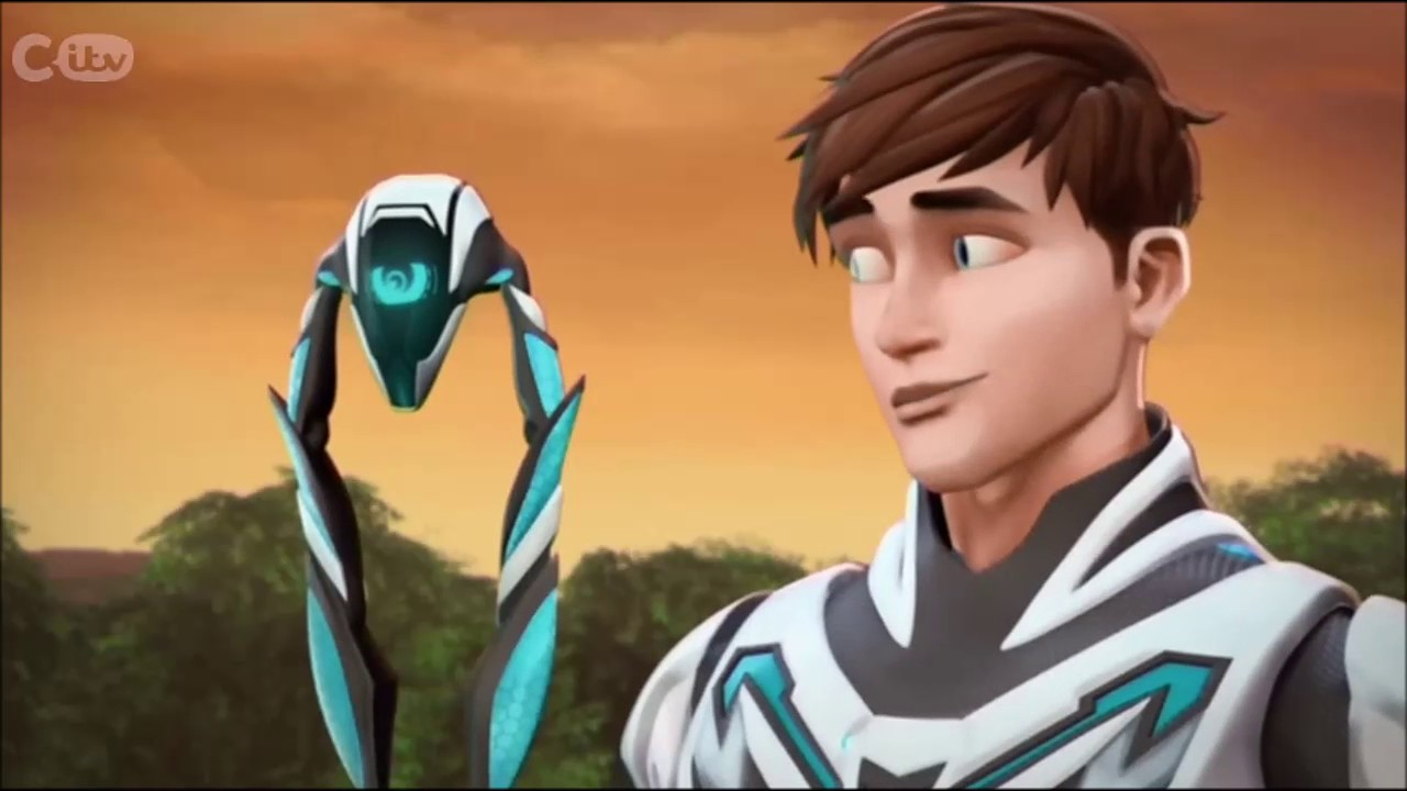Download Max Steel Season 3: Wrath of Makino Part One (English)