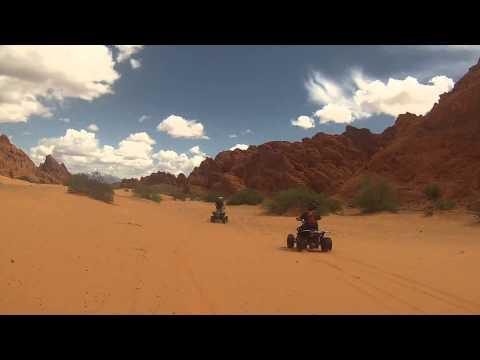Riding UTV/ATV At Logandale Trails, Nevada - 05/08/15