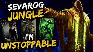 Скачать Paragon Sevarog Gameplay MY BEST JUNGLE GAME YET