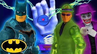 Zapped | Batman Missions: Stop-Motion Adventures | DC Kids