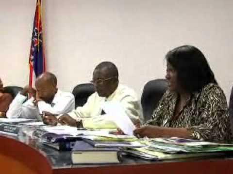 Lumberton City Council Chaos.flv