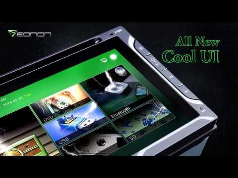Eonon HERO -- The Flash D2106 Car DVD Player