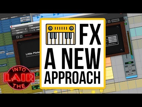 Keyboard FX: A New Approach – Into The Lair #188