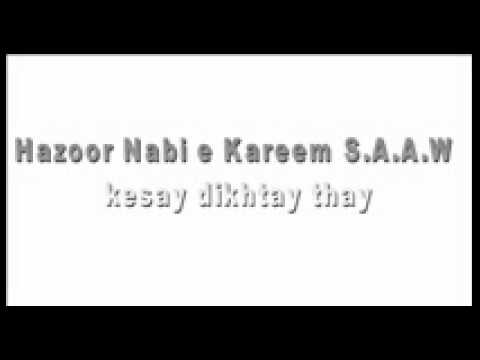 seerat e rasool by Maulana tariq Jameel
