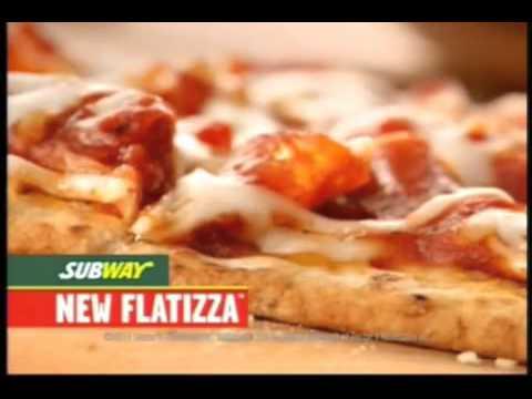 subway subway flatizza featuring justin tuck youtube