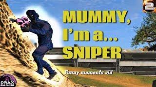 """MUMMY, I'm a SNIPER"" | Funny and Crazy Moments Vid (PlanetSide 2)"